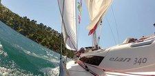 thumbnail-10 Elan Marine 32.0 feet, boat for rent in Zadar region, HR