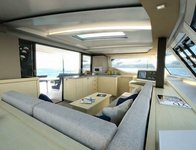 thumbnail-8 Fountaine Pajot 38.0 feet, boat for rent in Zadar region, HR