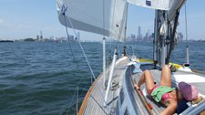 thumbnail-23 Hallberg 54.0 feet, boat for rent in Jersey City, NJ