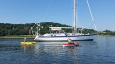 thumbnail-25 Hallberg 54.0 feet, boat for rent in Jersey City, NJ