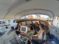thumbnail-20 Hallberg 54.0 feet, boat for rent in Jersey City, NJ