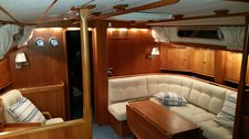 thumbnail-35 Hallberg 54.0 feet, boat for rent in Jersey City, NJ