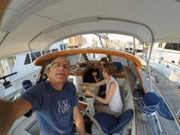 thumbnail-19 Hallberg 54.0 feet, boat for rent in Jersey City, NJ