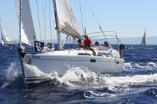 thumbnail-1 Hanse Yachts 34.0 feet, boat for rent in Aegean, TR