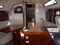 thumbnail-4 Hanse Yachts 34.0 feet, boat for rent in Aegean, TR