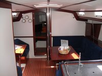 thumbnail-6 Hanse Yachts 39.0 feet, boat for rent in Aegean, TR