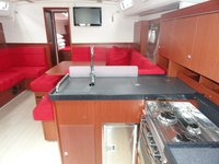 thumbnail-12 Hanse Yachts 45.0 feet, boat for rent in Istra, HR