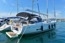 thumbnail-18 Hanse Yachts 56.0 feet, boat for rent in Zadar region, HR