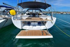 thumbnail-4 Hanse Yachts 56.0 feet, boat for rent in Zadar region, HR