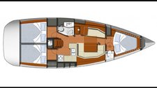 thumbnail-4 Jeanneau 39.0 feet, boat for rent in New York, NY