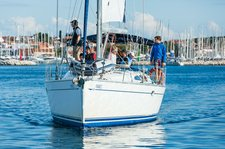 thumbnail-10 Jeanneau 43.0 feet, boat for rent in Zadar region, HR