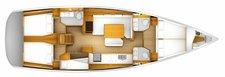 thumbnail-8 Jeanneau 49.0 feet, boat for rent in Ionian Islands, GR