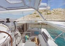 thumbnail-3 Lagoon-Bénéteau 39.0 feet, boat for rent in Saronic Gulf, GR