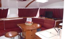 thumbnail-8 Nautitech Rochefort 39.0 feet, boat for rent in Aegean, TR