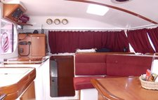thumbnail-7 Nautitech Rochefort 39.0 feet, boat for rent in Aegean, TR