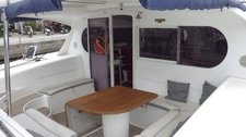 thumbnail-4 Nautitech Rochefort 39.0 feet, boat for rent in Aegean, TR