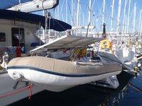 thumbnail-3 Nautitech Rochefort 46.0 feet, boat for rent in Aegean, TR