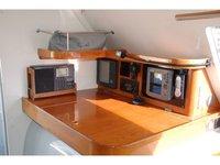 thumbnail-4 Nautitech Rochefort 46.0 feet, boat for rent in Aegean, TR