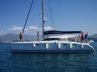 thumbnail-1 Nautitech Rochefort 47.0 feet, boat for rent in Aegean, TR