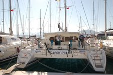 thumbnail-3 Nautitech Rochefort 47.0 feet, boat for rent in Aegean, TR