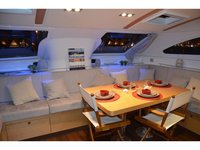 thumbnail-8 Nautitech Rochefort 49.0 feet, boat for rent in Aegean, TR