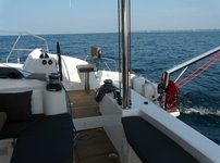 thumbnail-3 Nautitech Rochefort 49.0 feet, boat for rent in Aegean, TR