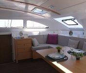 thumbnail-6 Nautitech Rochefort 49.0 feet, boat for rent in Aegean, TR
