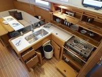 thumbnail-7 Sun Odyssey 37.0 feet, boat for rent in St. John's, AG