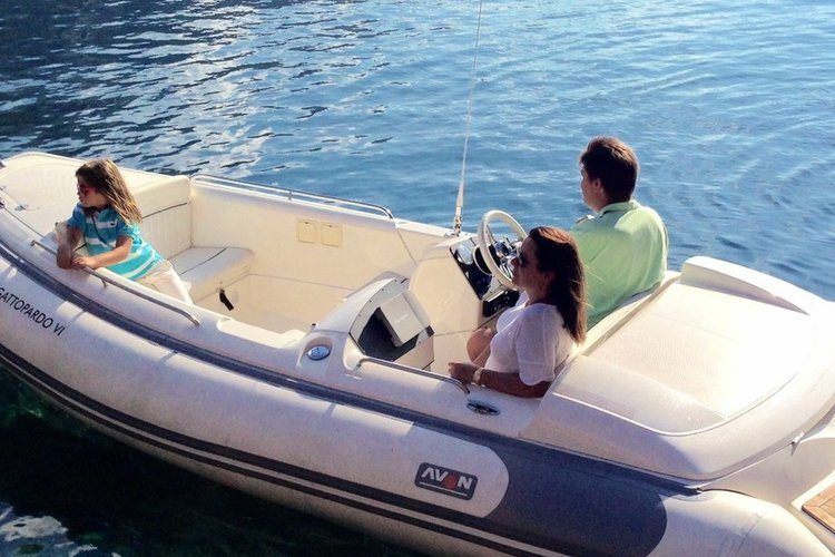 Boat for rent AVON SEASPORT 15.0 feet in Rome, Italy