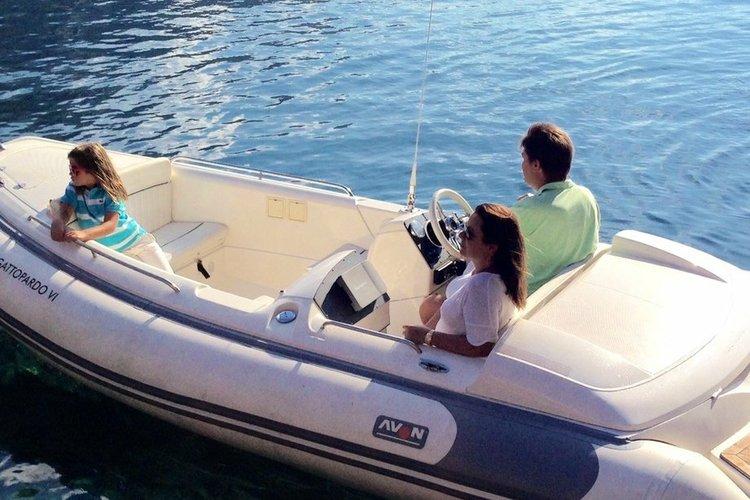 Boat for rent AVON SEASPORT 15.0 feet in Rome,
