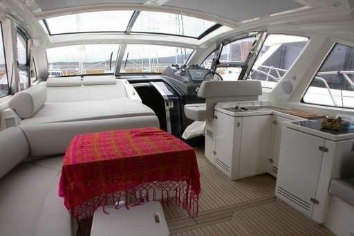 Discover Ribeira Grande surroundings on this 50 hardtop Atlantis boat