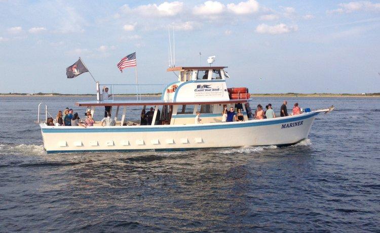 Angler boat for rent in Atlantic Highlands