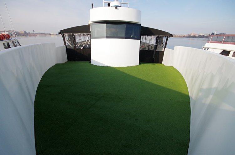 Mega yacht boat for rent in Flushing