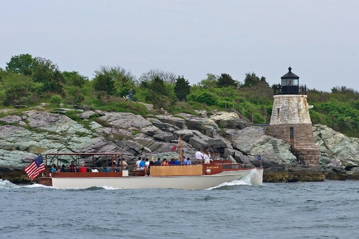 Boat rental in Newport, RI