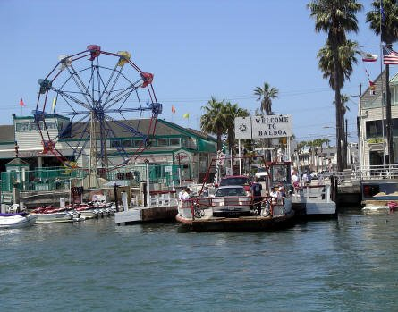 Discover Newport Beach surroundings on this 302 Monterey boat