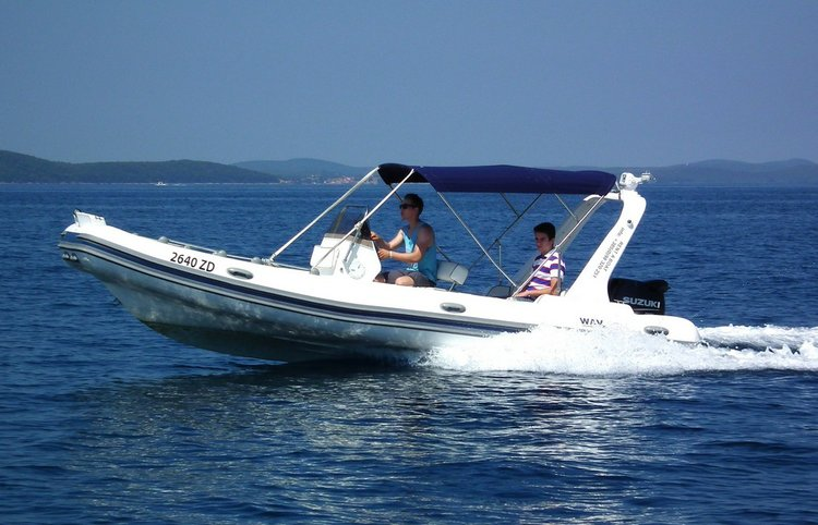 Experience Zadar region on board this amazing Wav Marine Read mo