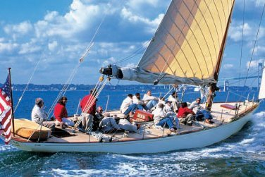 Racer boat rental in Newport Yachting Center, RI