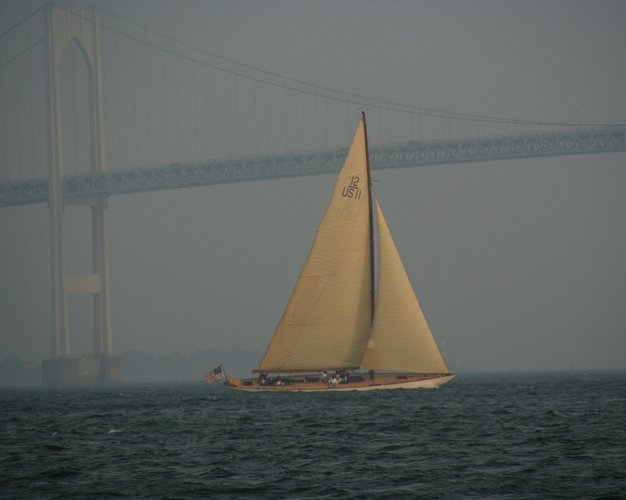 Sail a Legendary and Classic 12 meter in Scenic Newport