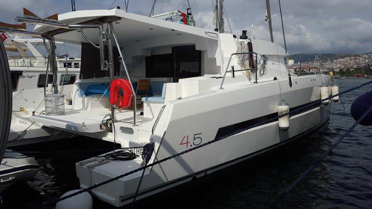 Bali 4.5's 45.0 feet in St. John's