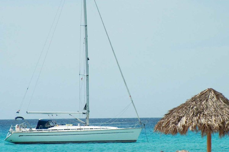 Sail Ibiza & Formentera in Bavaria 44ft Sailing Yacht