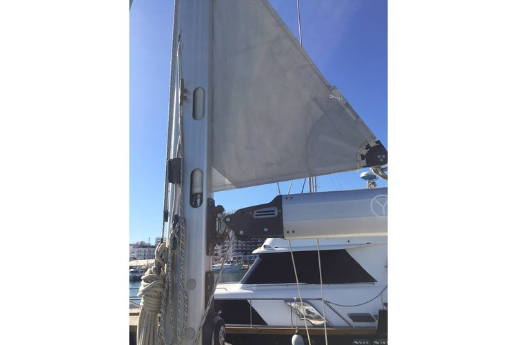 Bavaria boat for rent in Ibiza