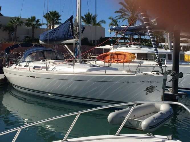 Boat for rent Dufour 45.0 feet in costa baja, Mexico