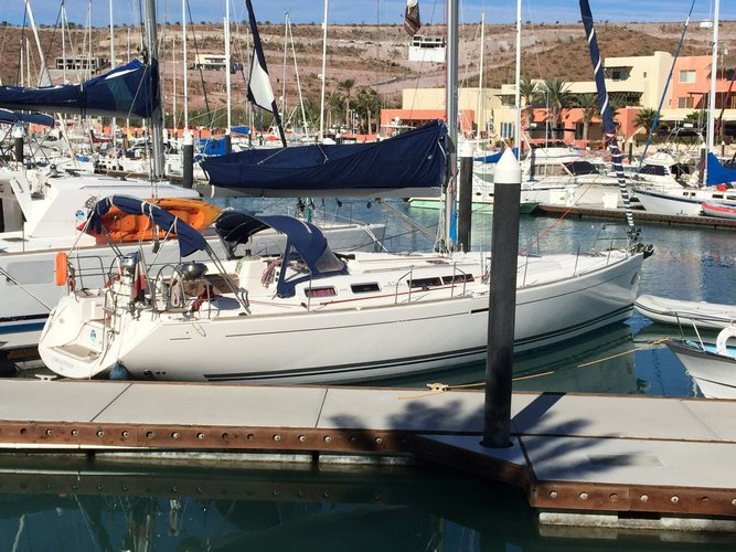 Dufour boat for rent in La Paz