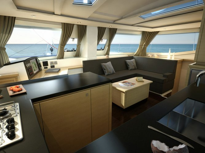 Boat for rent Fountaine Pajot 44.0 feet in Sunroad Resort Marina, CA
