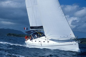 Cruiser boat for rent in Corsica