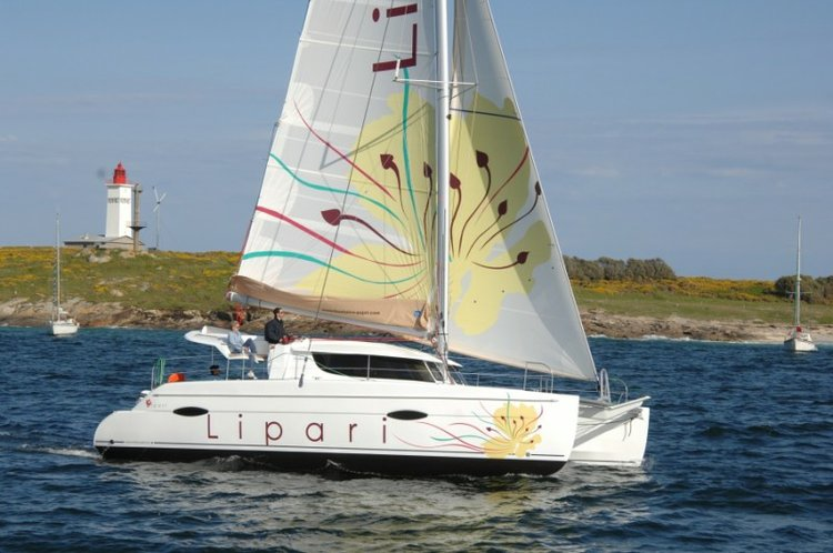 Boat for rent Lipani 47.0 feet in port tino rossi, France