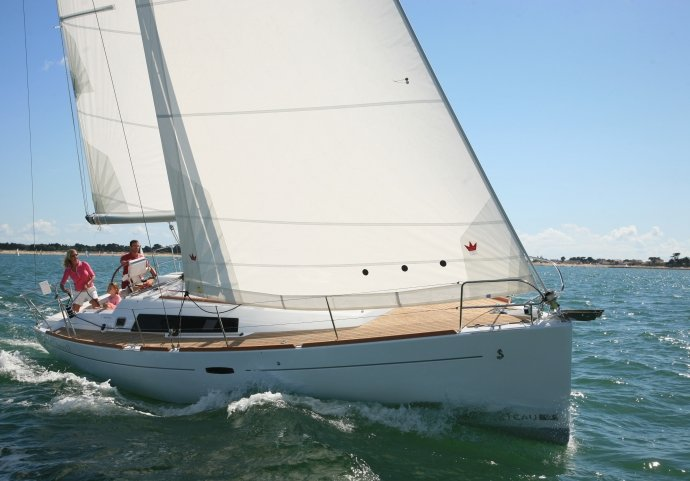 Experience Marseille on this classic Oceanis 37