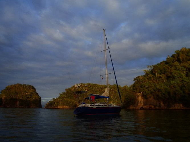 Boat rental in Santa Barbara De Samana,