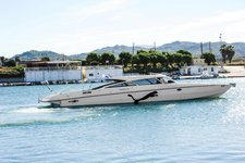 One of the fastest 50ft motor yacht in Greece