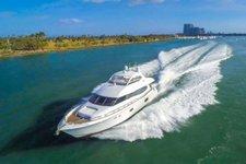 thumbnail-5 Lazzara 84.0 feet, boat for rent in Miami Beach,